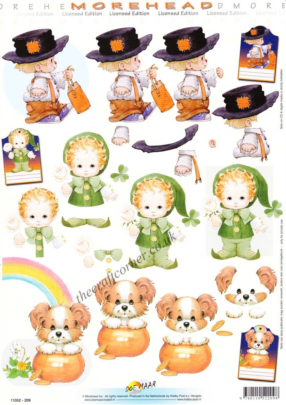Morehead Special Occasions Leprechaun Halloween Amp A Dog At