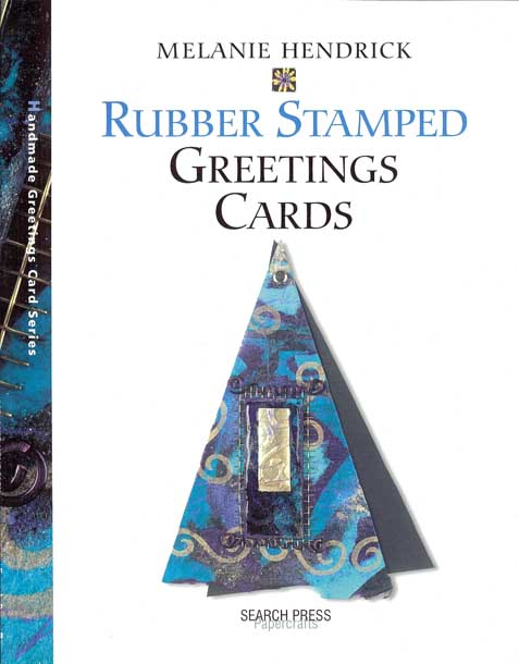 Rubber Stamped Greeting Cards